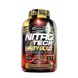 NITROTECH WHEY GOLD 6LB