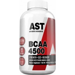 AST: BCAA 4500 462 Caps