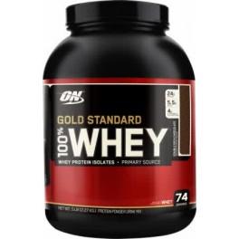 Optimum Nutrition Gold Standard 100% Whey, 5lb